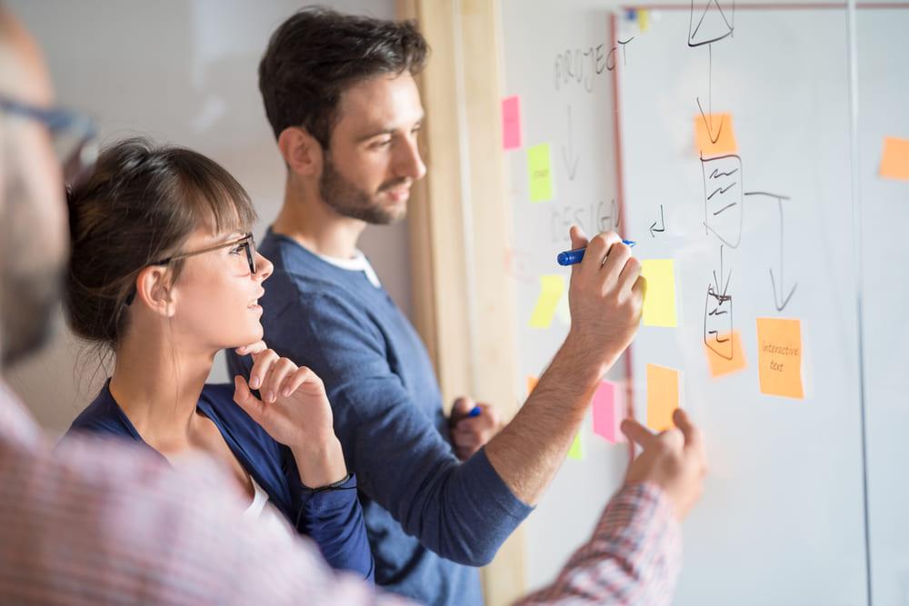 Mas por que usar Design Thinking na gestão de Processos?
