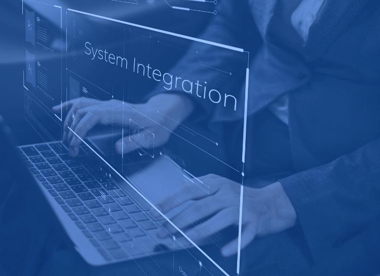 gerir sistemas de forma integrada
